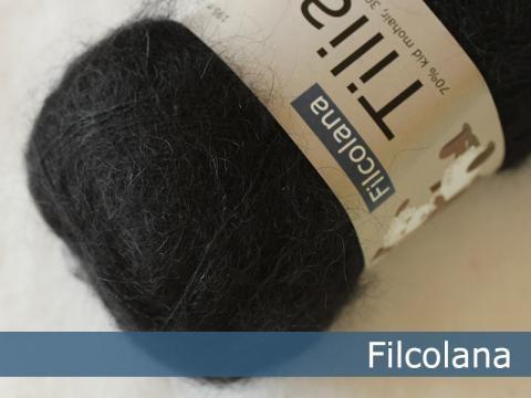 Filcolana Tilia 25g, Fb 102 Black