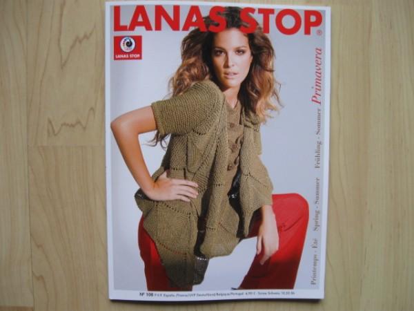 Lanas Stop Strickanleitungen für Damen Heft 108
