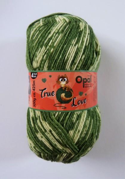 Opal Sockenwolle True Love 100g, Fb. 9863 Maschenwahn