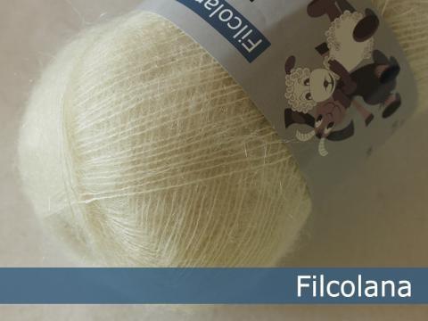 Filcolana Tilia 25g, Fb. 101 Natural White