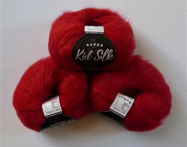 Mayflower Super Kid Silk 25g, Fb. 45