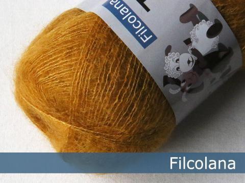Filcolana Tilia 25g, Fb. 136 Mustard