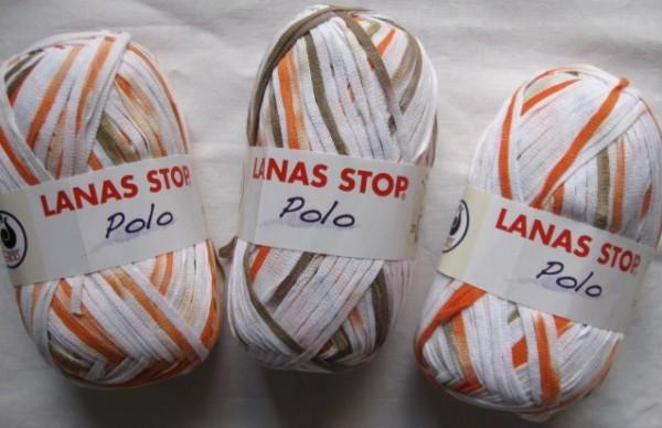 Lanas Stop Polo Estampado 100g, Fb. 221