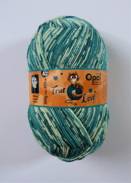 Opal Sockenwolle True Love 100g, Fb. 9866 Sockenheldin