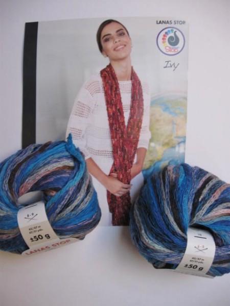 Lanas Stop Wolle Ivy 50g, Fb. 242