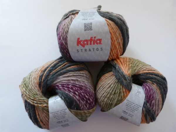 Katia Wolle Stratos 100g, Fb. 150