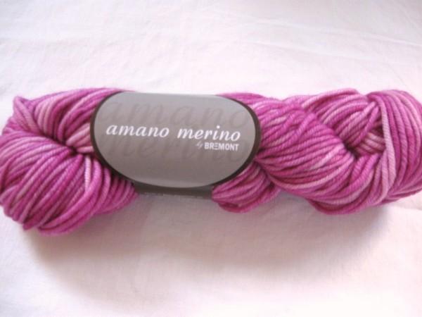 Bremont amano merino Wolle 50g, handgefärbt Fb. 702