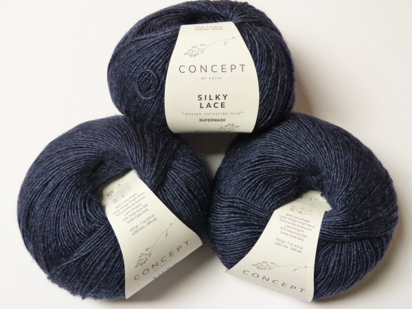 Katia Wolle Silky Lace 50g, Fb. 157