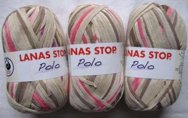 Lanas Stop Polo Estampado 100g, Fb. 229