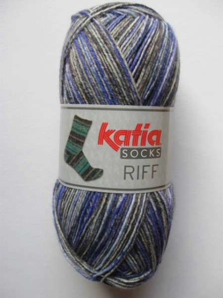 Katia Sockenwolle Riff 150g, Fb. 55