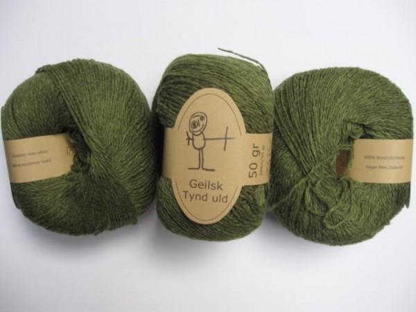 Geilsk Tynd uld 50g, Fb. 8