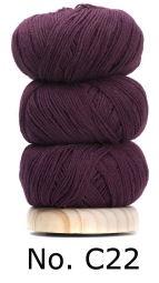 Geilsk Wolle Bomuld og uld 50g, Fb. C 22