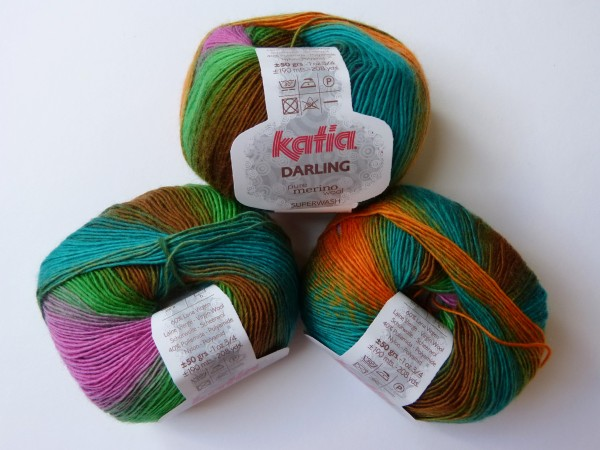 Katia Wolle Darling 50g, Fb. 215