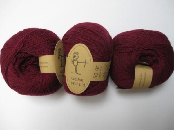 Geilsk Tynd uld 50g, Fb. 15