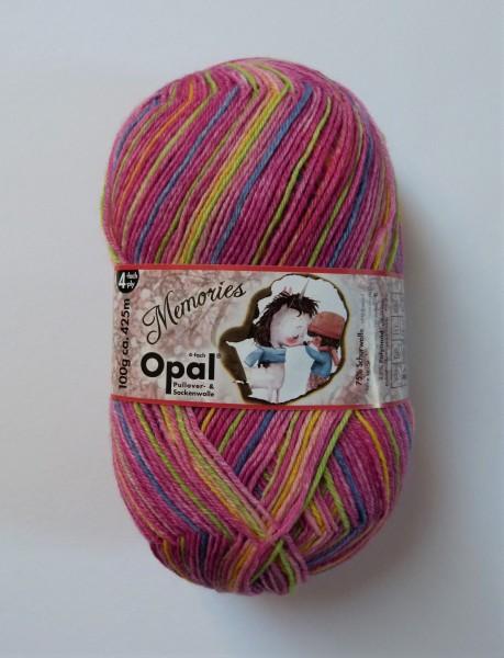 Opal Sockenwolle Memories 100g, Fb. 11003