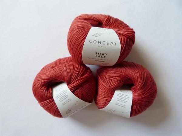 Silky Lace Katia Farbe 168