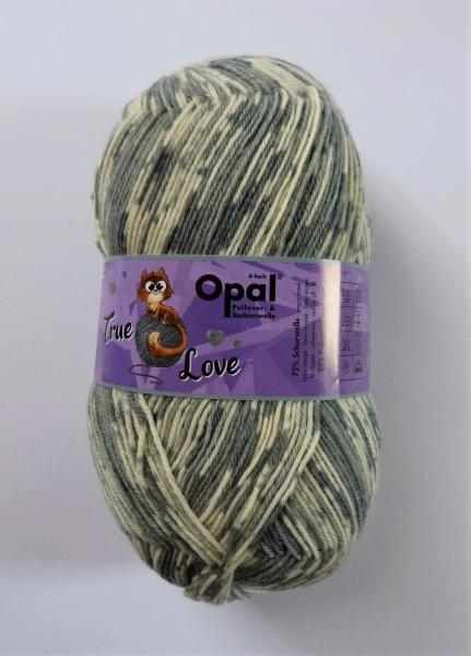 Opal Sockenwolle True Love 100g, Fb. 9867 Strickmarathon