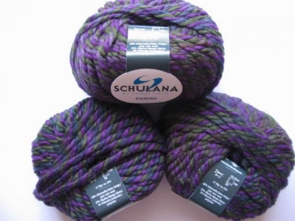 Schulana Piumino multicolor 50g, Fb. 100