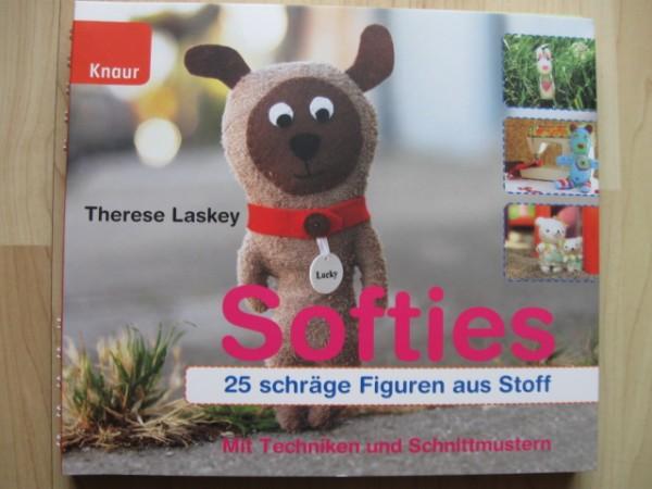 Softies - 25 schräge Figuren aus Stoff