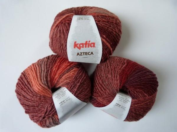 Katia Wolle Azteca