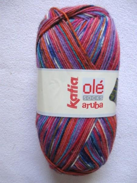Katia Sockenwolle Aruba 150g, Fb. 53