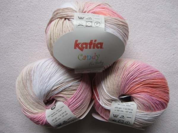 Katia Candy 50g, Fb. 661