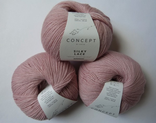 164 Silky Lace Katia