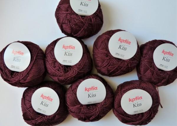 Paket Kiss Farbe 58 von Katia 400g