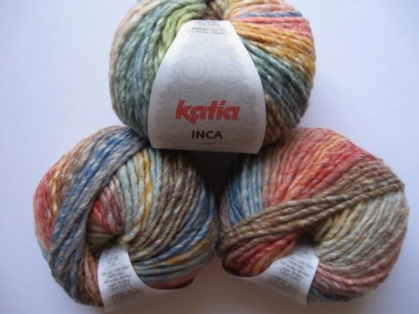 Katia Wolle Inca 100g, Fb. 119