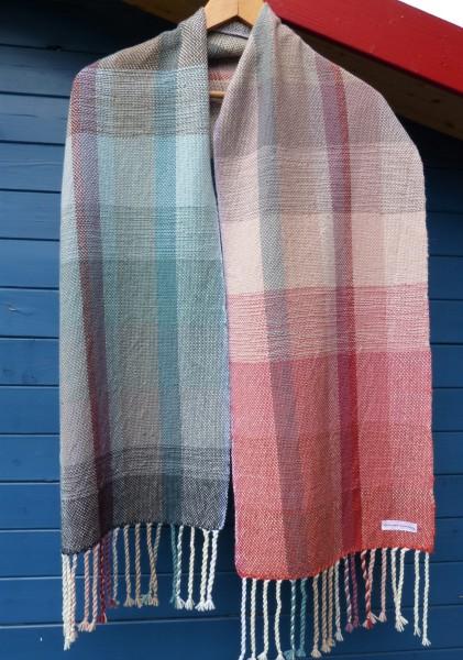 Sehr weicher Schal aus Silky Lace