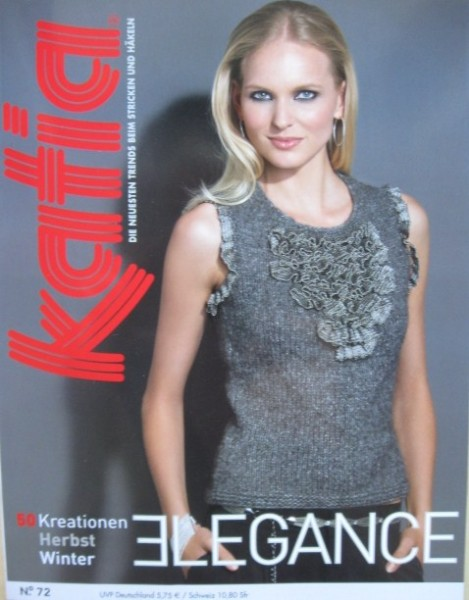 Katia Strickheft Elegance Nr. 72