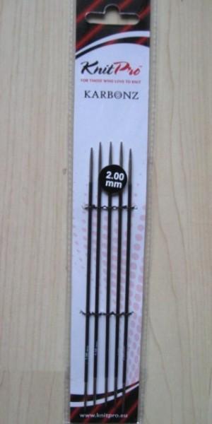 Karbonz Nadelspiel 2,0mm/15cm