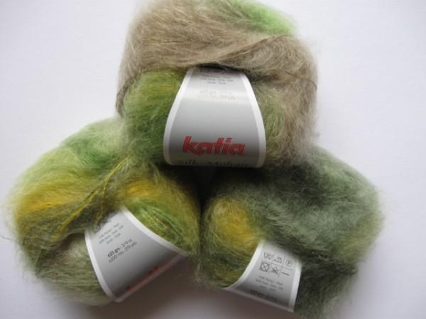 Katia Wolle Silk-Mohair 25g, Fb. 707