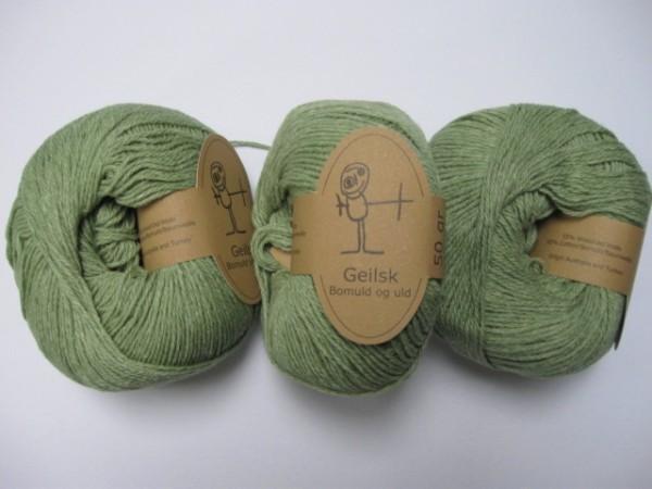 Geilsk Wolle Bomuld og uld 50g, Fb. C 27