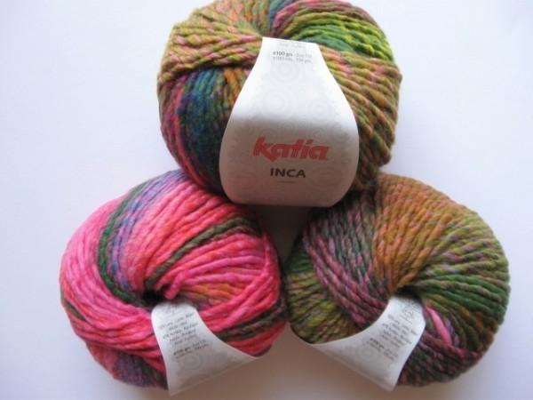 Katia Wolle Inca 100g, Fb. 120