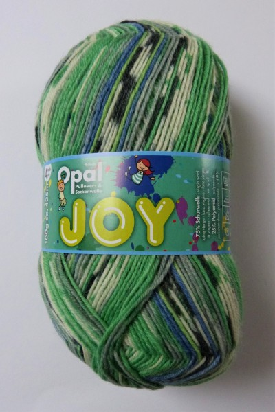 Opal Sockenwolle Joy 100g, Fb. 9981 Freudentaumel