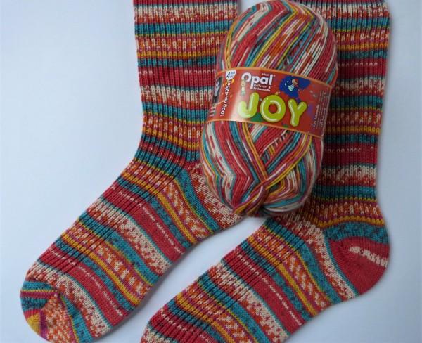 Opal Sockenwolle Joy 100g, Fb. 9980 Glücksgefühl