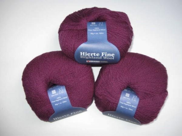 Hjertegarn Highland Wool 40g, Fb. 9235