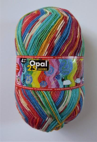 25 Jahre Opal Jubiläumskollektion 100g, Fb. 11045 Leuchtende Geburtstagsfarben
