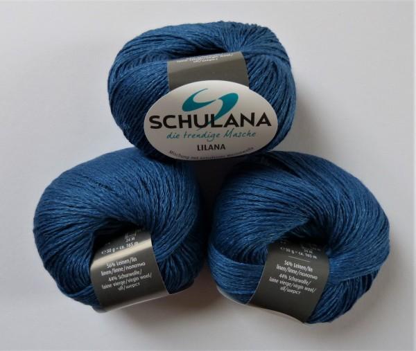 Lilana von Schulana 50g, Fb. 07 Royalblau