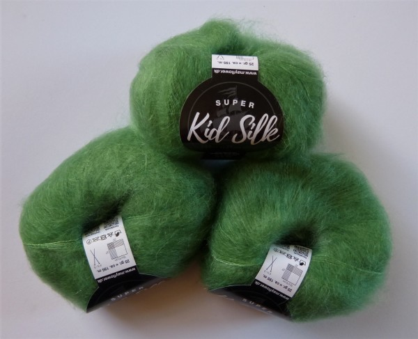 Mayflower Super Kid Silk 25g, Fb. 25