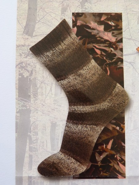 Katia Sockenwolle Leaves 150g, Fb. 60