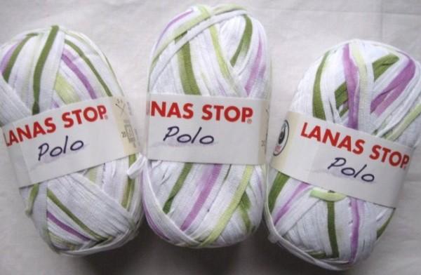 Lanas Stop Polo Estampado 100g, Fb. 222