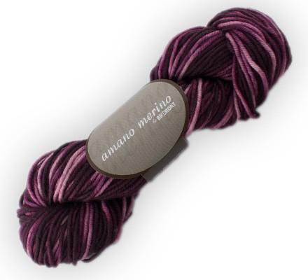 Bremont amano merino Wolle 50g, handgefärbt Fb. 709