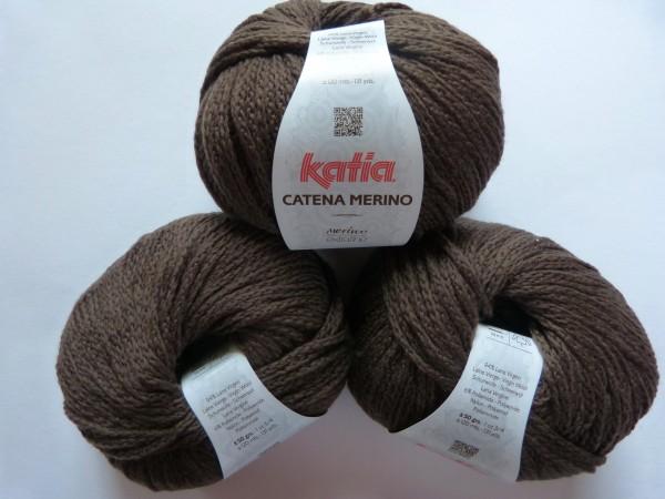 Katia Wolle Catena Merino 50g, Fb. 204