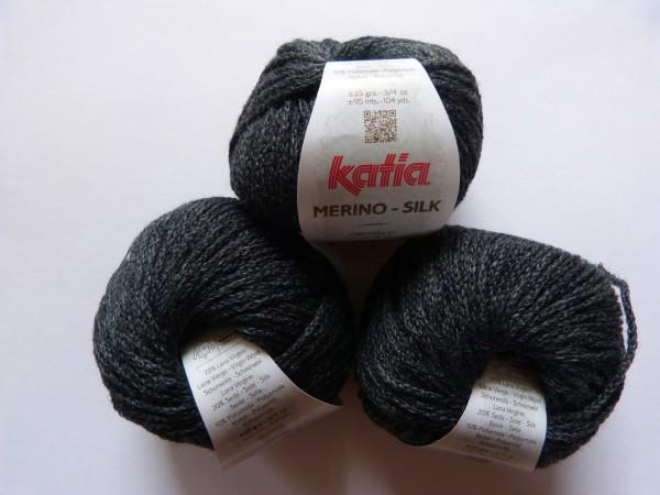 Katia Wolle Merino-Silk 25g, Fb. 107