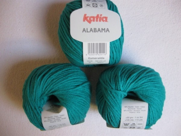 Katia Wolle Alabama 50g, Fb. 41