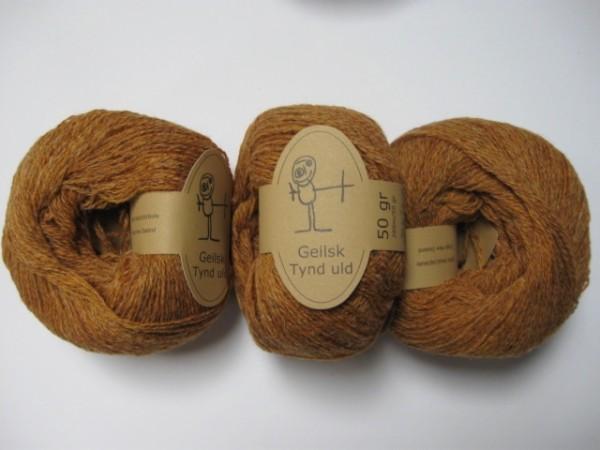 Geilsk Tynd uld 50g, Fb. 12