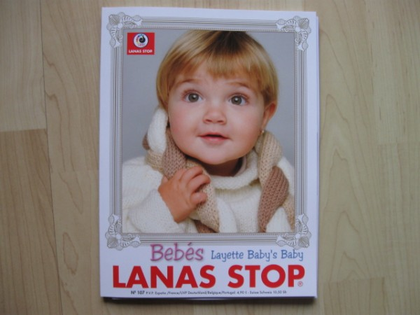 Lanas Stop Stricken für Babys Heft 107