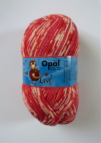9860 True Love Nadelklappern Opal